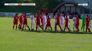 Bezirksliga Süd: ASKÖ Ohlsdorf - TSV Frankenburg
