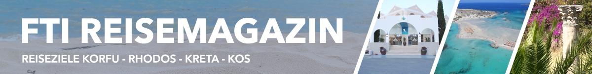 Reisemagazin Februar